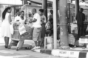 Kort Street Johannesburg CBD